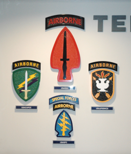 Military Wall Signage