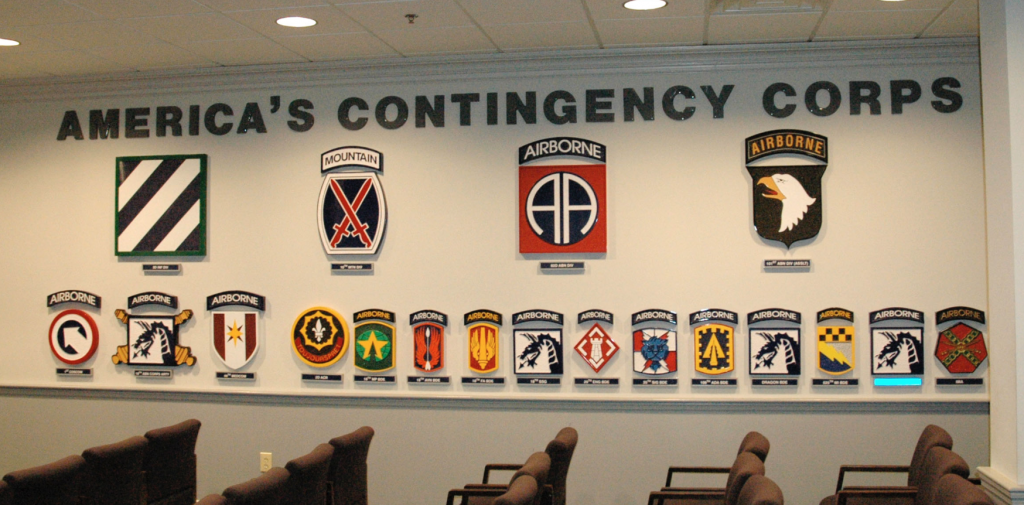 Miltary Wall Plaques